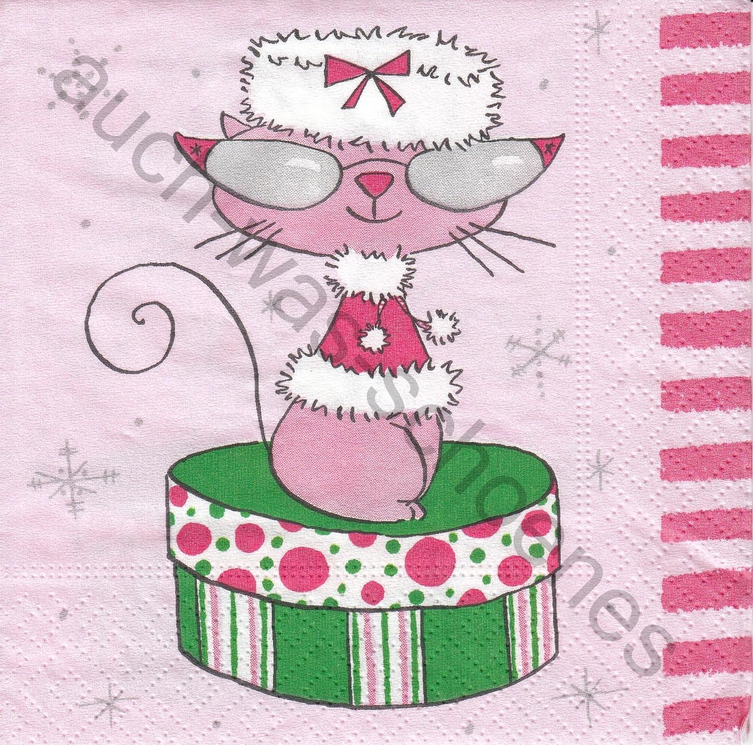 servietten shop  basteln sammeln - partykatze