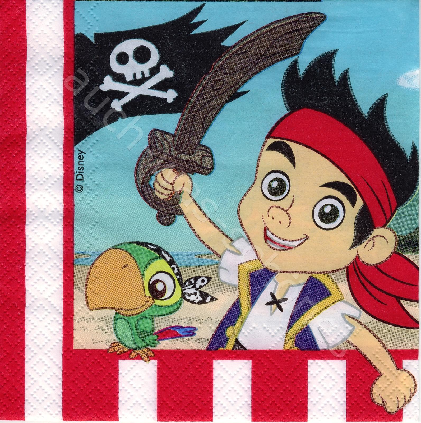 Disney Jake Pirate