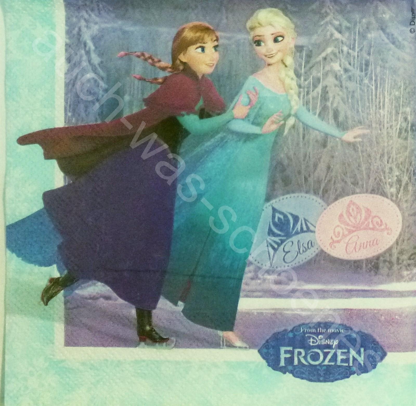 Disney Elsa Anna Eiskönigin Schneemann Olaf Frozen Di106